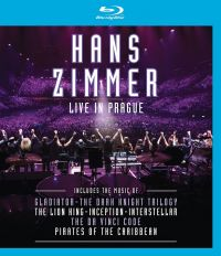Cover Hans Zimmer - Live In Prague [DVD]